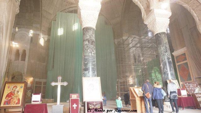 belgrado iglesia de Savas