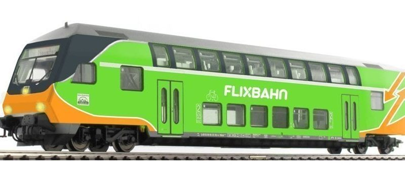 """FlixBus se expande a TRENES!!! Nace el nuevo """"FlixBahn"""""""