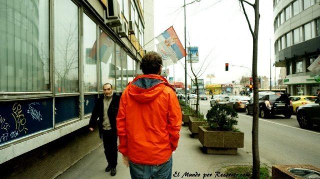 paseando por serbia en belgrado