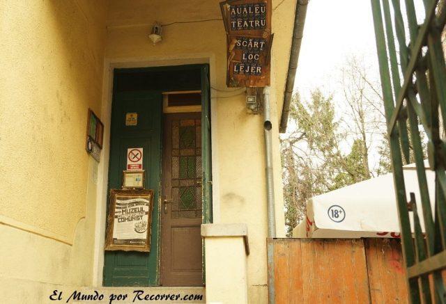 timisoara museo del consumismo comunista
