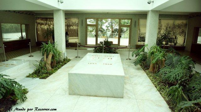 tumba de tito el presidente de la antigua yugoslavia