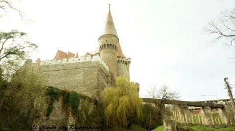 Castillo de Corvin Rumania