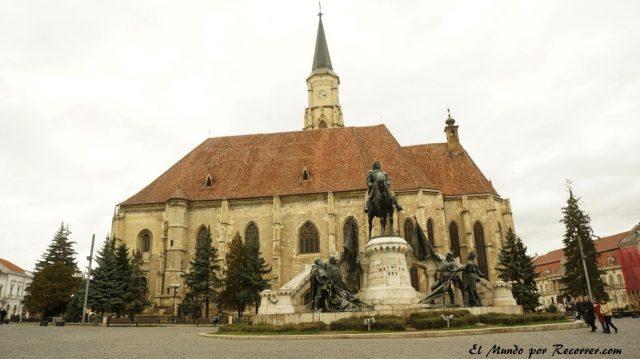 Cluj-Nopoja: La ciudad estudiantil en Rumanía