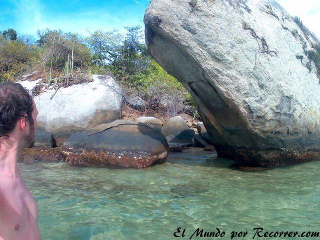 playa del caiman parque tayrona low