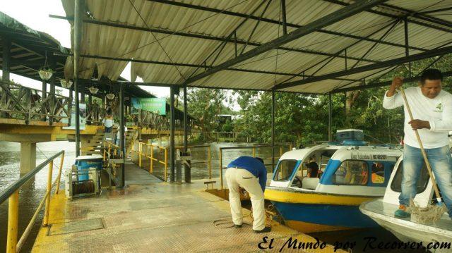 puerto puerto nariño colombia low
