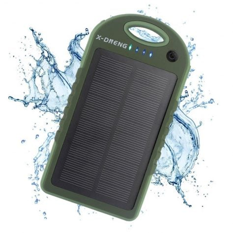 Cargadores Solares mAh Portatiles Baterias Powerbank Solar
