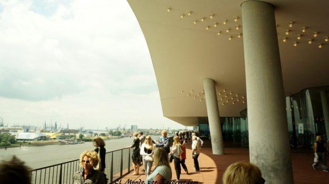 Hamburg alemania el mundo por recorrer elbphilarmonie