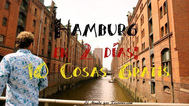 Hamburg alemania el mundo por recorrer speicherstadt  cosas gratis