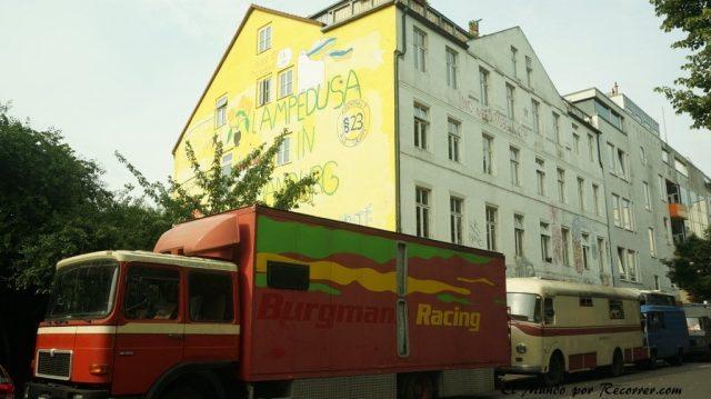 Hamburg alemania el mundo por recorrer st pauli barrio