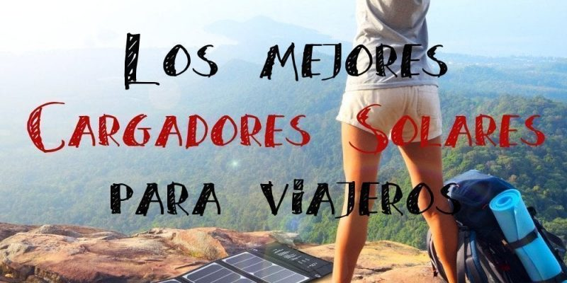 cargadores solares amazon power bank para viajes amazon