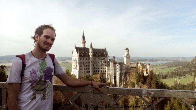 Neuaschweistein alemania fussen castillo de disney