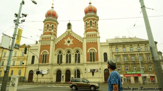 Republica checa pilsen sinagoga