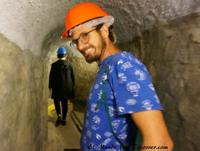 Republica checa pilsen tuneles