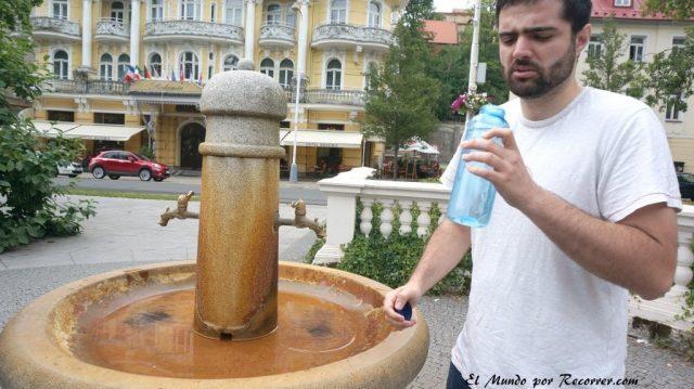 marianske lazne pueblo spa republica checa agua mala
