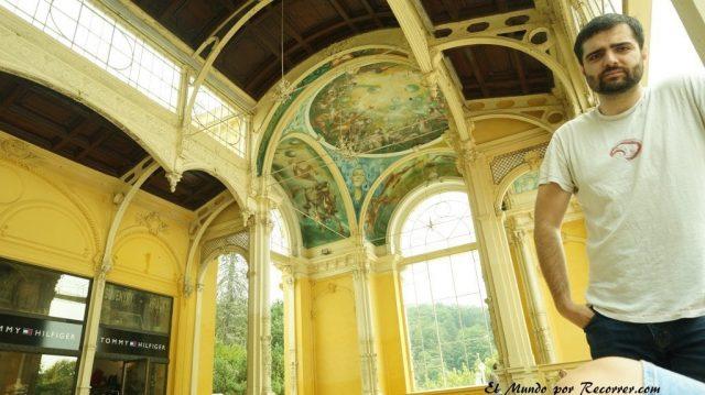 marianske lazne pueblo spa republica checa frescos