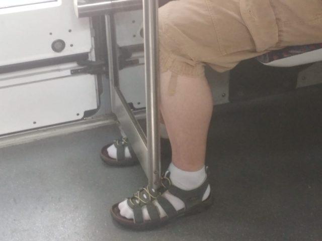 Alemania sandalias y calcetines