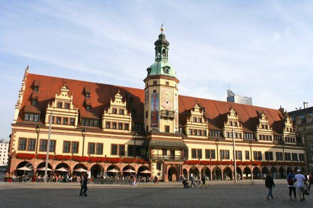 Das Alte Leipziger Rathaus Leipzig
