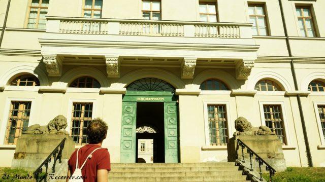 Viajar a weimar en Alemania elmundoporrecorrer
