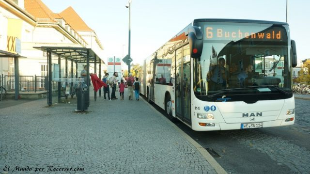 Viajar a weimar en Alemania elmundoporrecorrer como llegar buchunwald