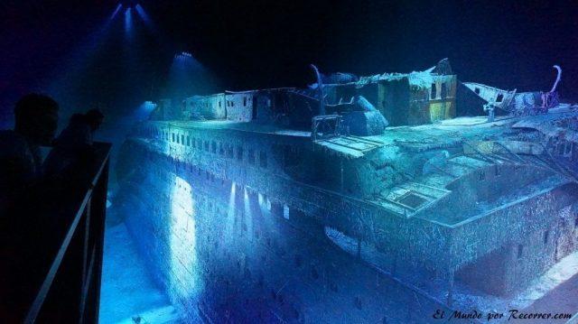 leipzig panometer exposicion titanic foto