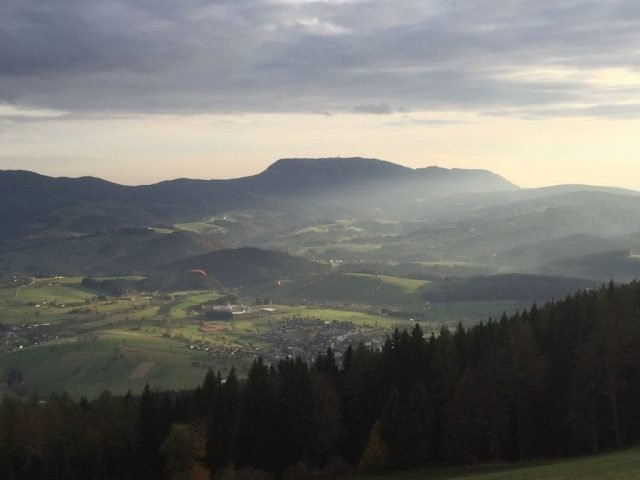 parapente en austria Graz