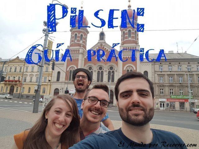pilsen guia practica republica checa