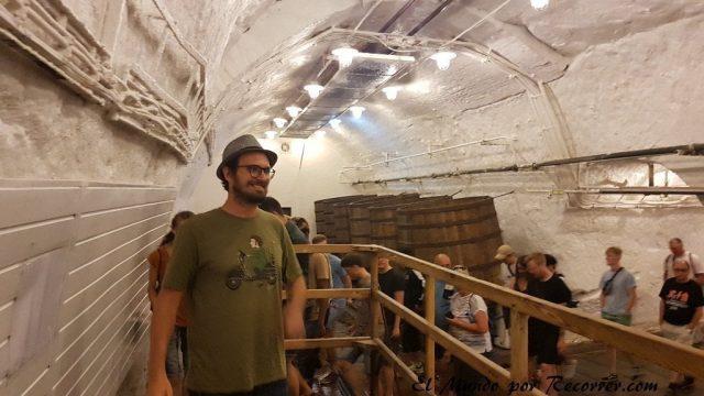 pilsner urquel republica checa pilsen tuneles