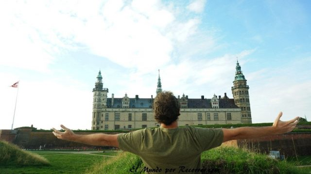 Viajar a Copenhague castillo de kronborg