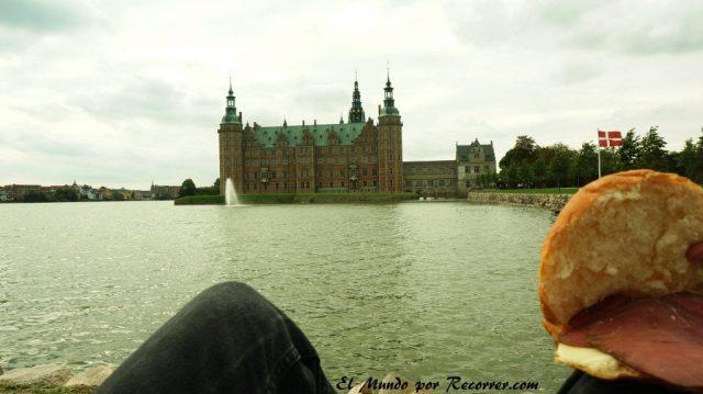 Viajar a Copenhague federiksborg castillo