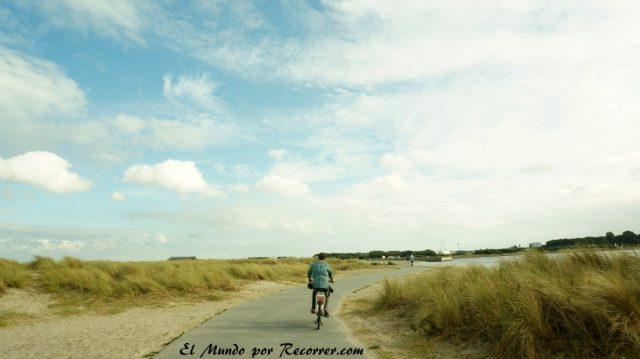 Viajar a Copenhague kastrup dunas