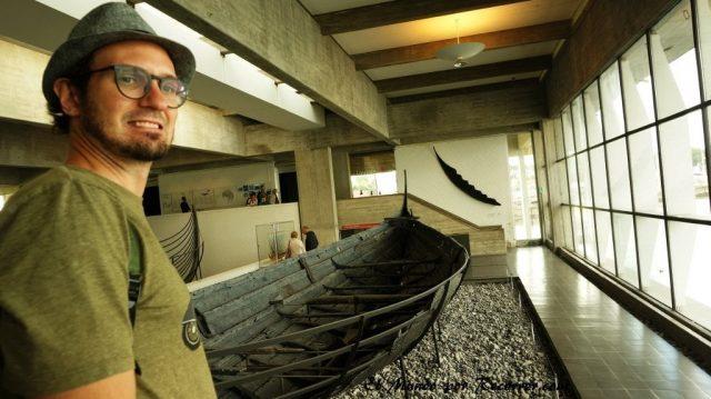 Viajar a Copenhague roskilde museo vikingo