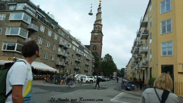 Viajar a Copenhague torre