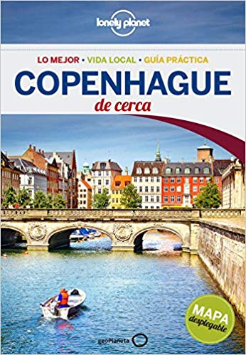 copenhague lonely planet guia
