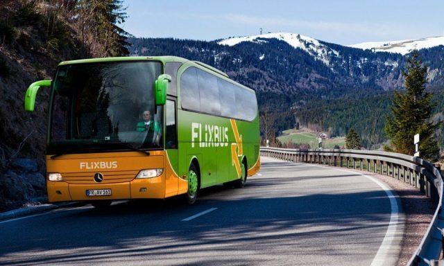 flixbus alemania autobus viajar