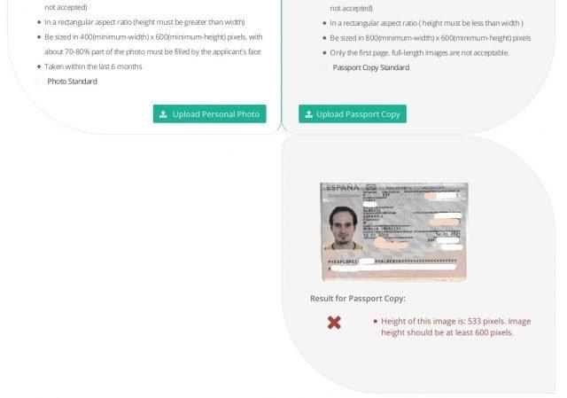 Iran visa online como obtener LI