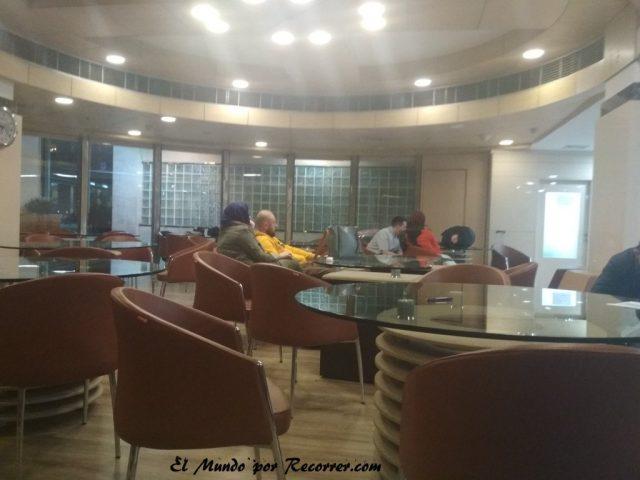 sala de espera visa iran