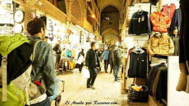 Tehran iran bazar