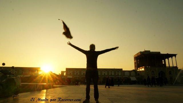 esfahan isfahan iran plaza unesco