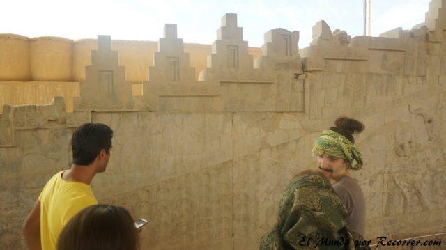 persepolis iran ruinas visita guiada shiraz