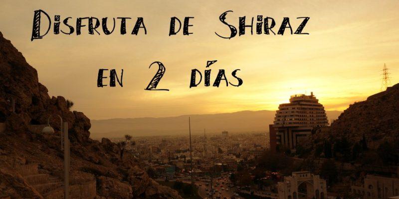 shiraz iran disfruta de en  dias