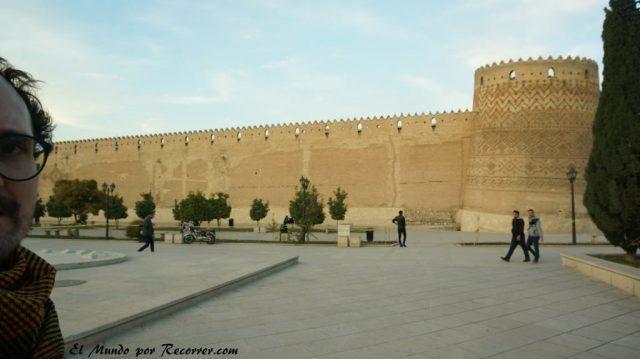 shiraz iran muralla