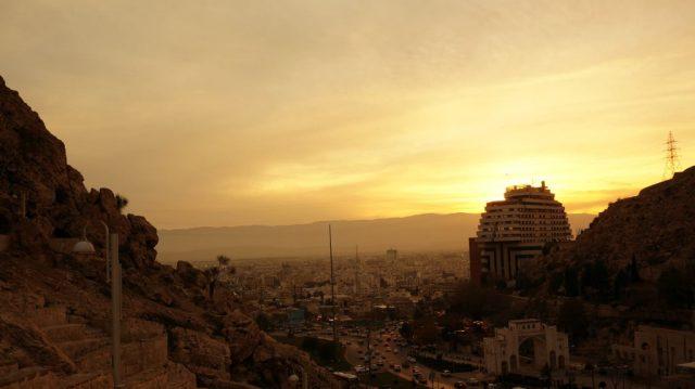 shiraz iran vistas