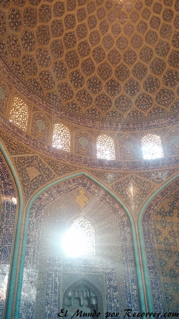 esfahan isfahan iran mezquita mosk
