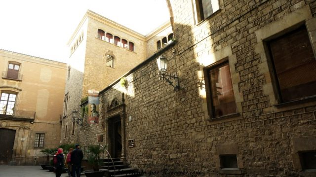 viajar por Barcelona España barrio gotico