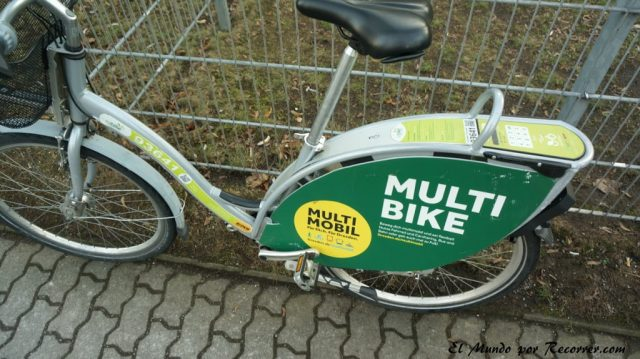 dresde alemania bici