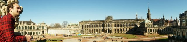 dresde alemania zwinger