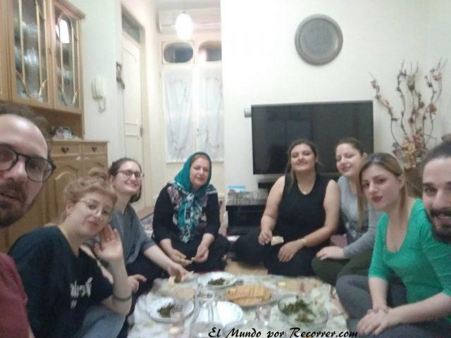 Viajar por el Kurdistan iran