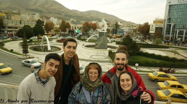 Viajar por el Kurdistan iran sanandaj