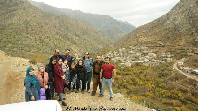 iran valle howraman