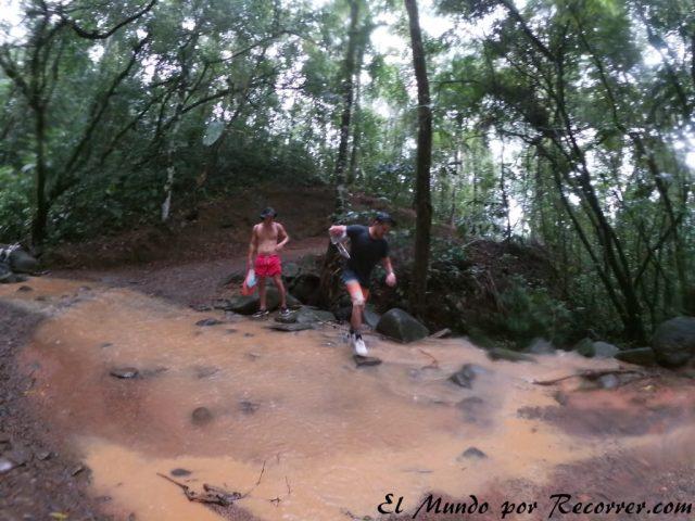 Quepos costa rica Nauyuca waterfall cascadas
